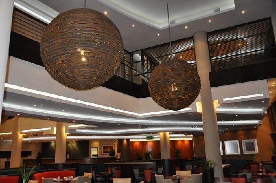 City Lodge Hotel Fourways: Lobby