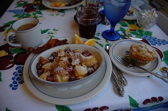 Roots Inn & Kitchen: Wonderful breakfast