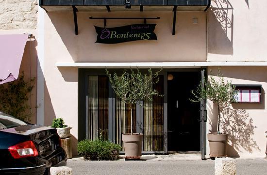 O Bontemps: The Entrance