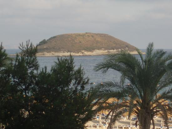 Magaluf, Spain: Fin Øy