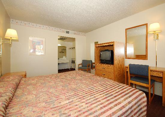 Americana Inn - Route 66: Single Queen Size rooms