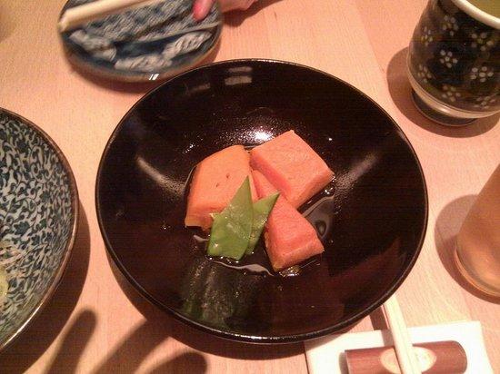Sushi Say: かぼちゃの煮つけ