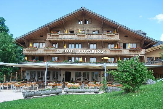 Romantik Hotel Hornberg: Hotel