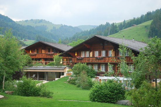 Saanenmoser, Switzerland: Another view