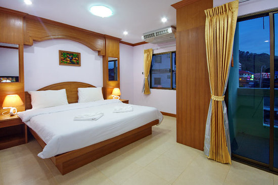 Phuket Tropical Inn: Standard Room