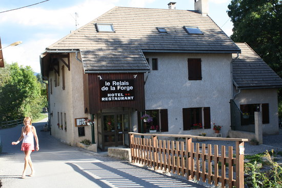 Selonnet, France: l'hôtel
