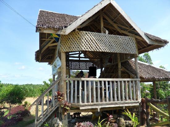 Danao Adventure Park : suislide kiosk