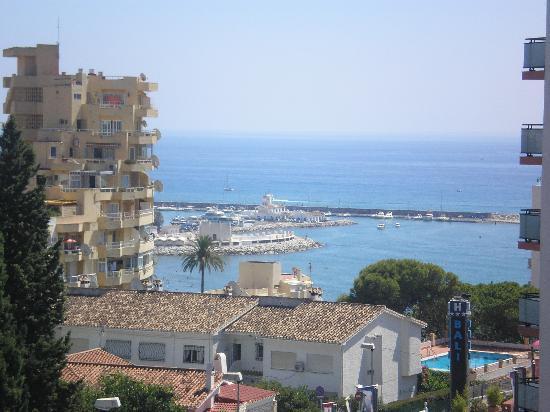 Hotel San Fermin : Vista desde la terraza de la 4ª planta