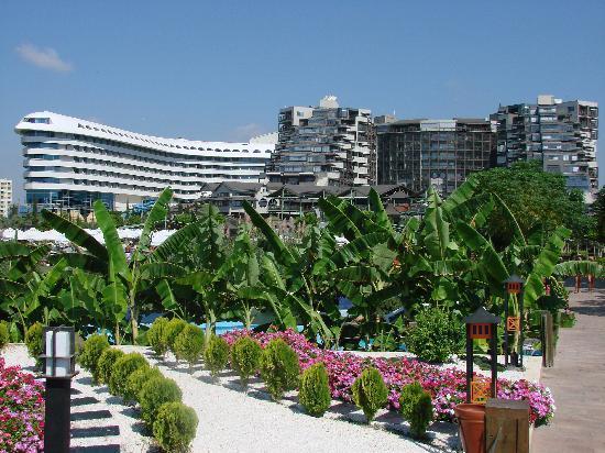 Limak Lara De Luxe Hotel&Resort: hotel
