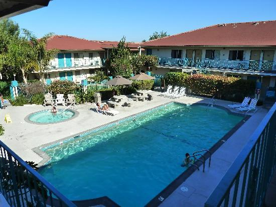 Swimming pool picture of california suites hotel san - Clairemont swimming pool san diego ca ...