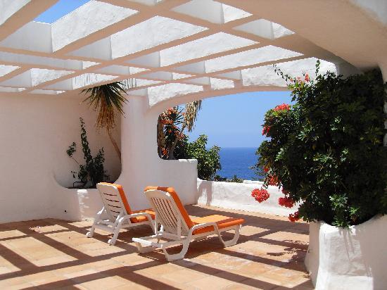 Hotel Jardin Tropical : Couloir