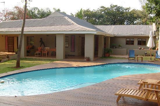 Madi a Thavha Mountain Lodge: Pool
