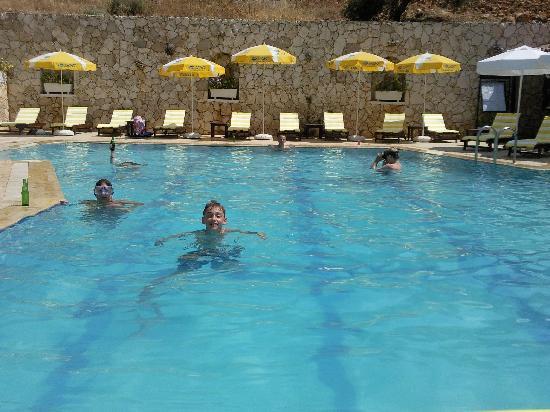 Sevgi Hotel: The Pool