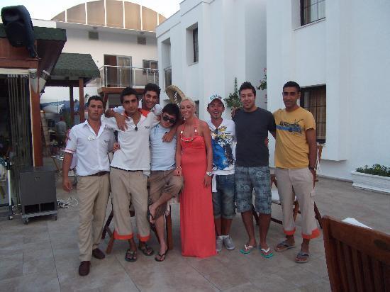 Queen Resort Hotel: The Staff