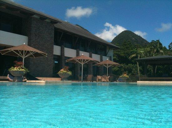 Sankara Hotel & Spa Yakushima: ホテルメイン棟