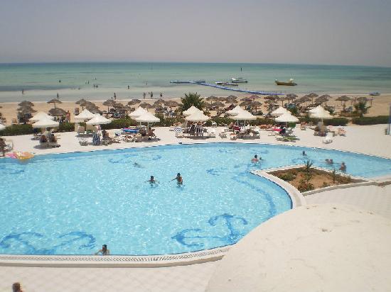 Alkantara Thalassa: la piscina!!!