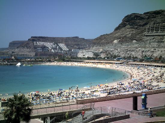 Hotel Revoli: Amadores beach