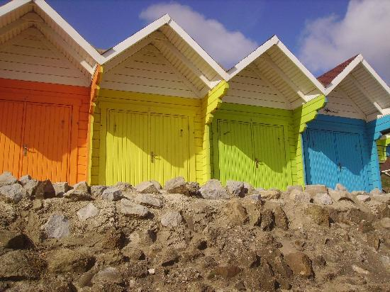 Ramleh Hotel: North bay beach huts