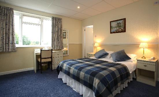 Westhill Country Hotel: Double Room
