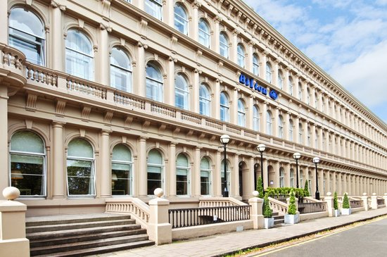 Hilton Glasgow Grosvenor Hotel: The Hilton Glasgow Grosvenor