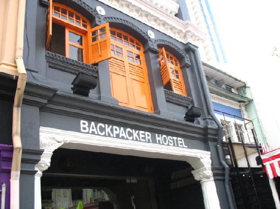 Tresor Tavern Hostel: front