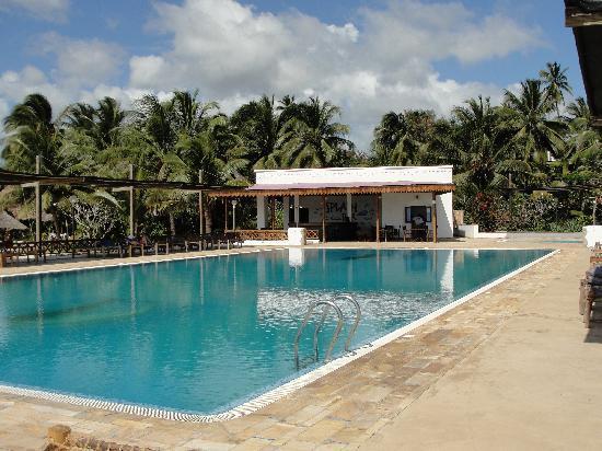 Mtoni Marine Hotel: Pool