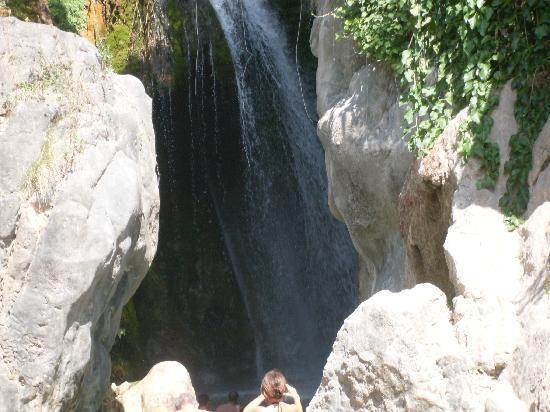 MedPlaya Hotel Regente: a must see Algar waterfalls!