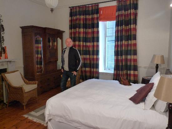 Parker Cottage: Unser Zimmer