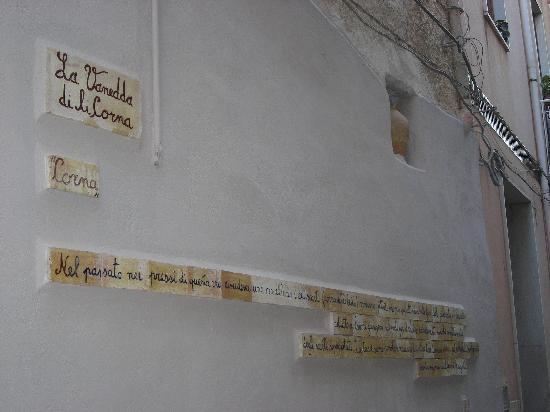 Mazara del Vallo, Italy: Vanedda di lì corna