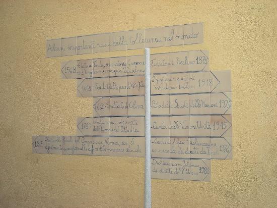 Mazara del Vallo, Italy: I passi fondamentali verso la tolleranza