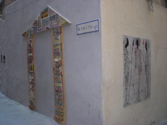 Mazara del Vallo, Italien: Vicolo della pietà