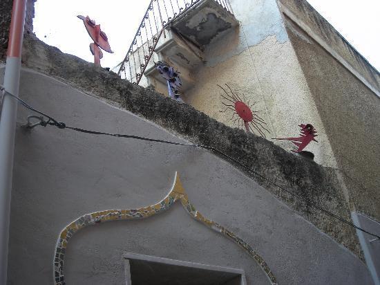 Mazara del Vallo, Italien: Particolare di un vicolo