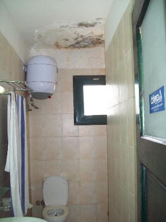Criss Resort: this was the bathroom