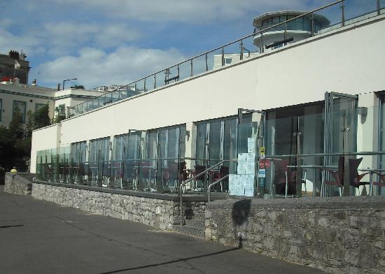 Seafood Restaurants Weston Super Mare