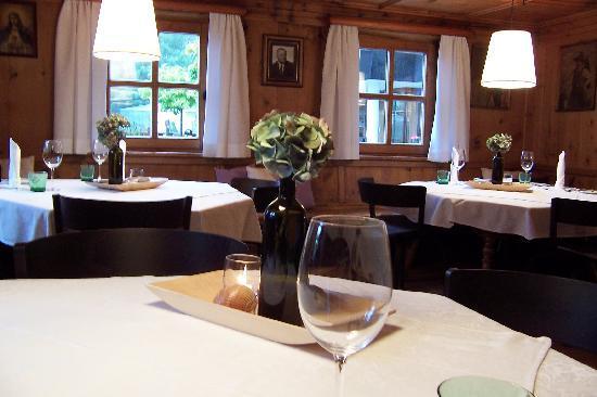 Hotel Rössle: Gute Stube - Abendessen
