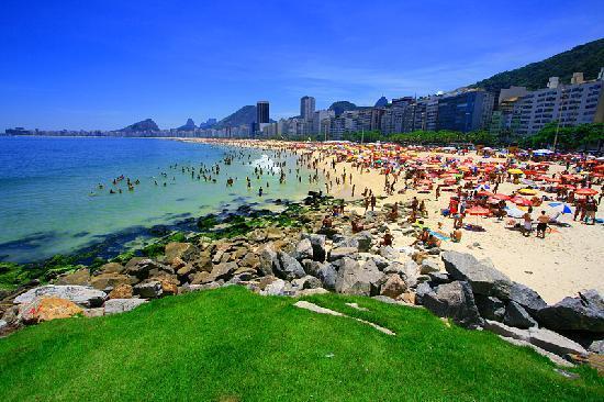 Cobacabana Sonntagsnachmittag im Sommer (27497808)