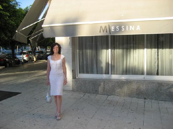 Restaurante Messina: Outside Messina