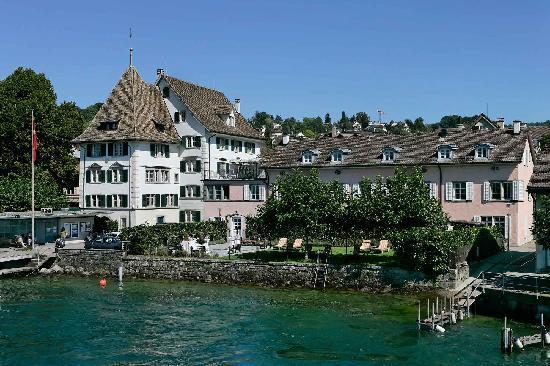 Küsnacht, Schweiz: Romantik Seehotel Sonne