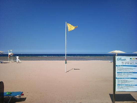 Sensimar Premier Le Reve: stranden