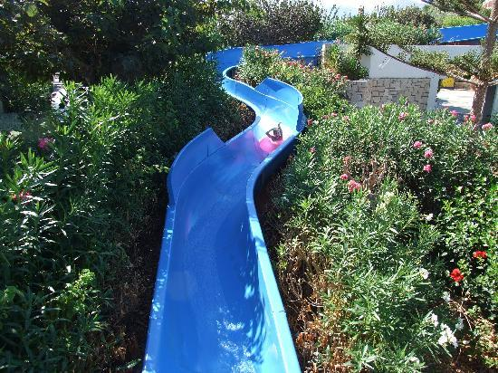 Aldemar Knossos Royal : The children's slide