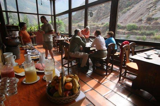 IFK Lodge: Restaurant