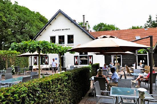 Restaurant pw terras foto van restaurant planken wambuis ede