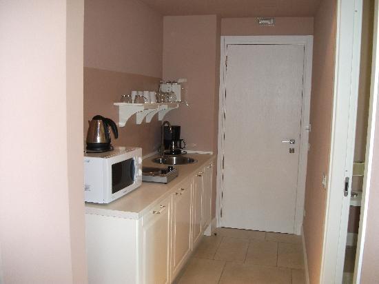 Borgo Le Terrazze: kitchenette