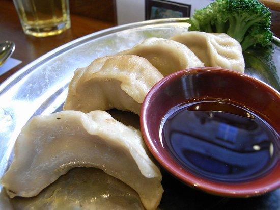 Little Wu Chinese Restaurant : 餃子
