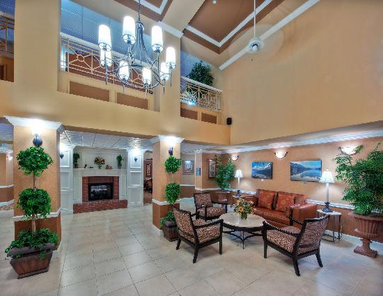 Homewood Suites by Hilton Chattanooga/Hamilton Place: Lobby