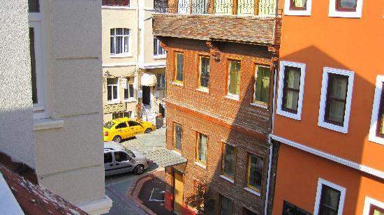 Hotel Amira Istanbul: Area