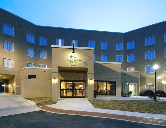 Homewood Suites by Hilton Huntsville-Village of Providence: Hotel Entrance