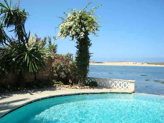 La Sultana Oualidia: la piscine au bord de l'eau