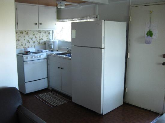 Piney Point Resort: Spotless kitchen