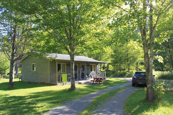 Big Intervale Fishing Lodge